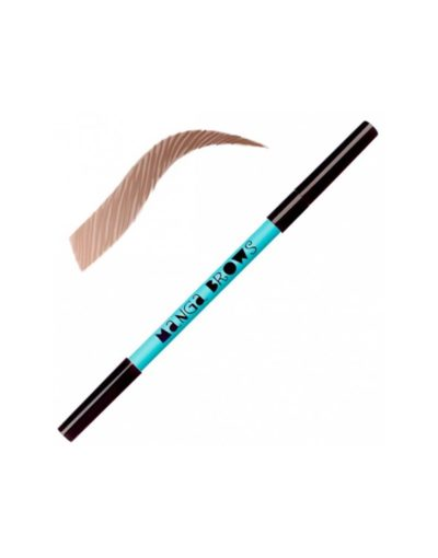 Matita Manga Brows warm Blonde Soft Brown Neve Cosmetics