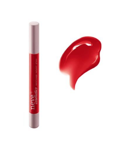 Natural Gloss Vernissage Neve Cosmetics Oriental Poppies