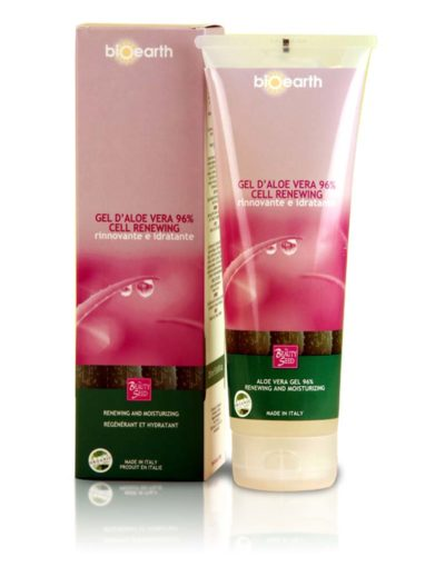 Gel aloe cell renewing Bioearth