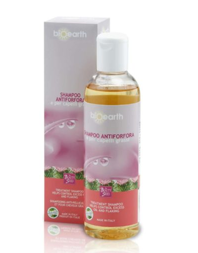 Shampoo antiforfora Bioearth
